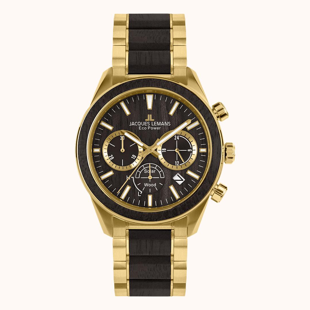 Goldschmiede Stößel | Gold- und Silberschmiede Uhren und Schmuck | Gerolzhofen – Jacques Lemans Eco Power Solar Apple M Armbanduhr