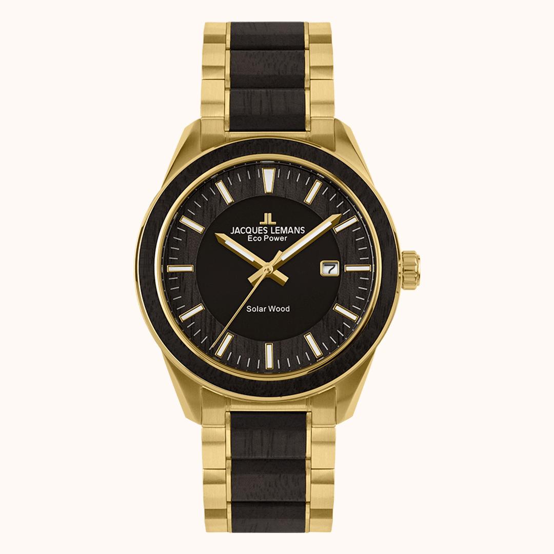 Goldschmiede Stößel | Gold- und Silberschmiede Uhren und Schmuck | Gerolzhofen – Jacques Lemans Eco Power Solar Apple M II Armbanduhr